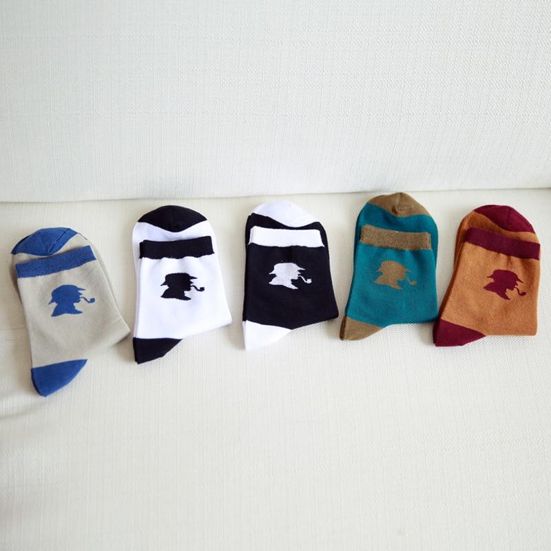 Man cotton socks man short paragraph autumn solid color cotton Socks EUR39-44