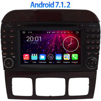Android 7 1 2 3G 4G WIFI Two Din 7 Inch Car DVD Multimedia Player Radio