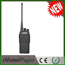 VHF UHF Strong signal talkie walkie long range 5W 16channels Over Voltage Protection Functions