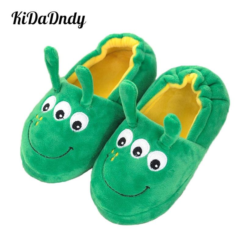 kidadndy الأطفال كارتون حقيبة كعب القطن - أحذية الأطفال