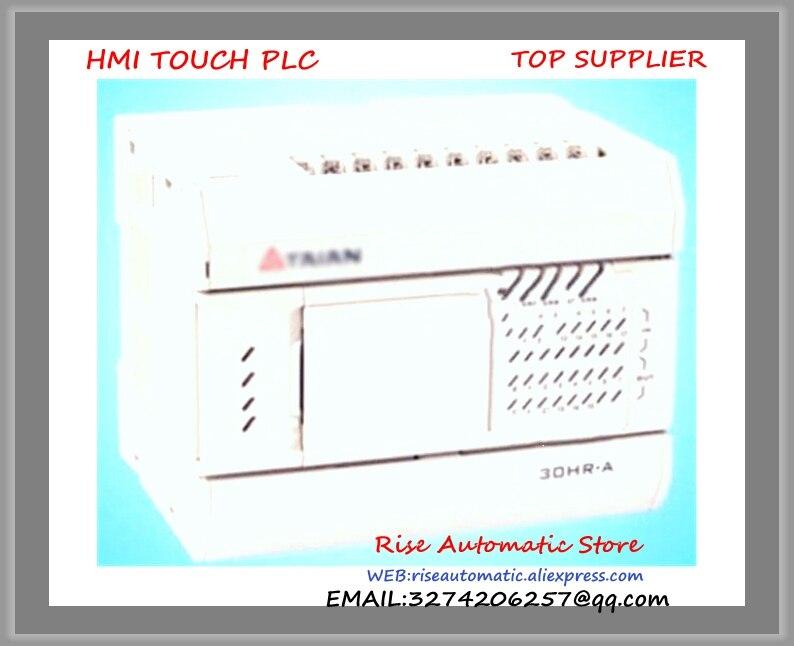 TP03-20MT-A PLC New Original 100-240VAC 24VDC 12 input transistor 8 output 1 COM