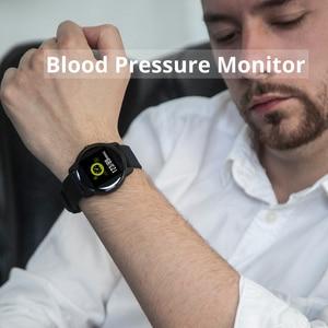Image 2 - SENBONO S08 montre intelligente Ip68 étanche moniteur de fréquence cardiaque smartwatch Bluetooth Smartwatch activité Fitness tracker bande
