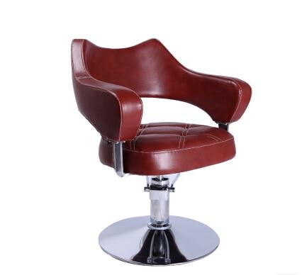 Die Aufzug Hersteller Verkauf Salon Haarschnitt Sessel Hindernis Entfernen Möbel Neue High-end Styling Baumwolle Friseursalons Gewidmet Friseurstuhl