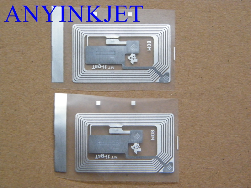 For Leibinge maintenance tag LEIBINGER JET 2 printer repair card for LEIBINGER inkjet printer