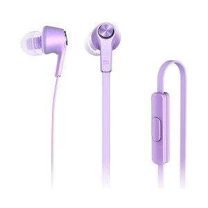 Image 5 - מקורי Xiaomi בוכנה צבע ערך מהדורה ב אוזן אוזניות CD מרקם Oblate חוט Gen 3rd דעיכת סליל צינור עיצוב ארגונומי