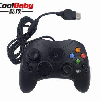 DHL 50pcs/lot  colors Classic Wired Joypad Controller For Microsoft for Xbox Controller For XBOX Gamepad Retro Joystick Controle