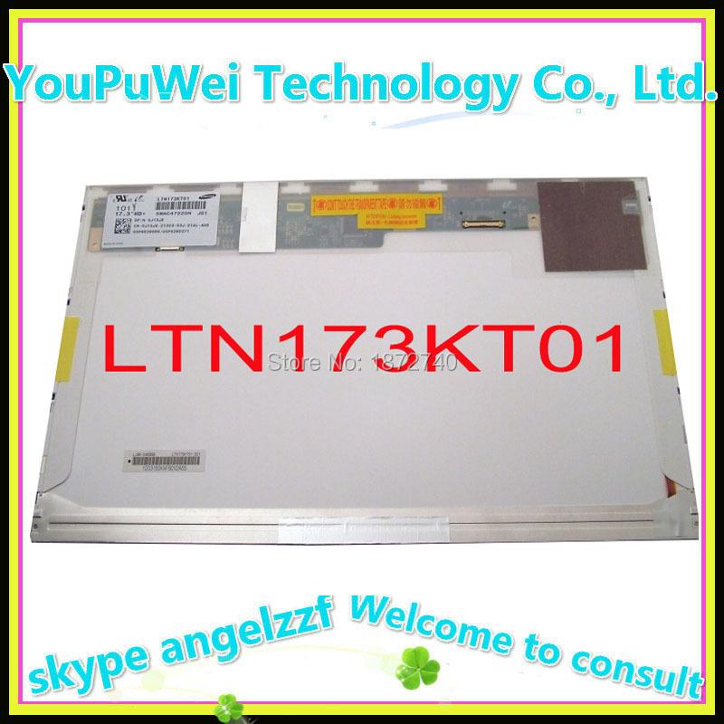 """Prix pour 17.3 """"LCD matrice pour Lenovo IdeaPad G710 G780 G700 écran De Remplacement pour ordinateur portable led affichage 1600*900 40pin"""