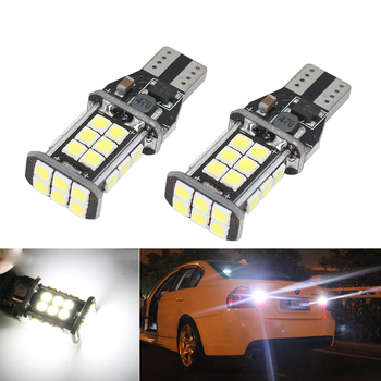 2x W16W T15 Canbus LED Bulbs 912 921 Car Backup Reverse Lights Lamp For BMW E60 E90 E46 E36 F30 F10 E87 E39 X5 E53 E70 X3 F20 image