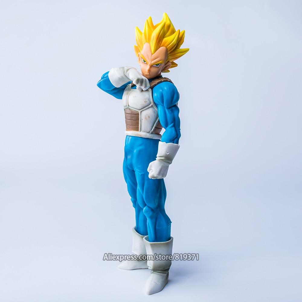Anime Dragon ball Z Action Figure Super Saiyan Son Goku Vegeta Model Doll SCultures Figurine Figure Toys Dragonball Super figurine