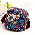 2017 NEW Original Women Lady Nylon Waterproof Shoulder Bag Multifunction Zipper Messenger bags Travel Bag Bolsa Feminina flap