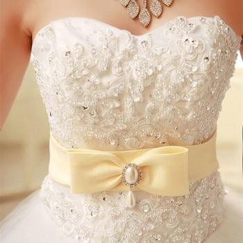 Free shipping 2015 new white princess wedding gown designer remantic lace up wedding dress bride dresses Vestidos De Novia Y326