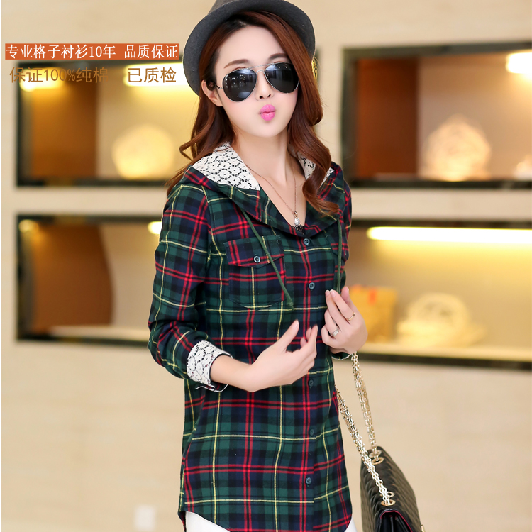 Compare Prices on Cheap Plaid Shirts for Women- Online Shopping ...