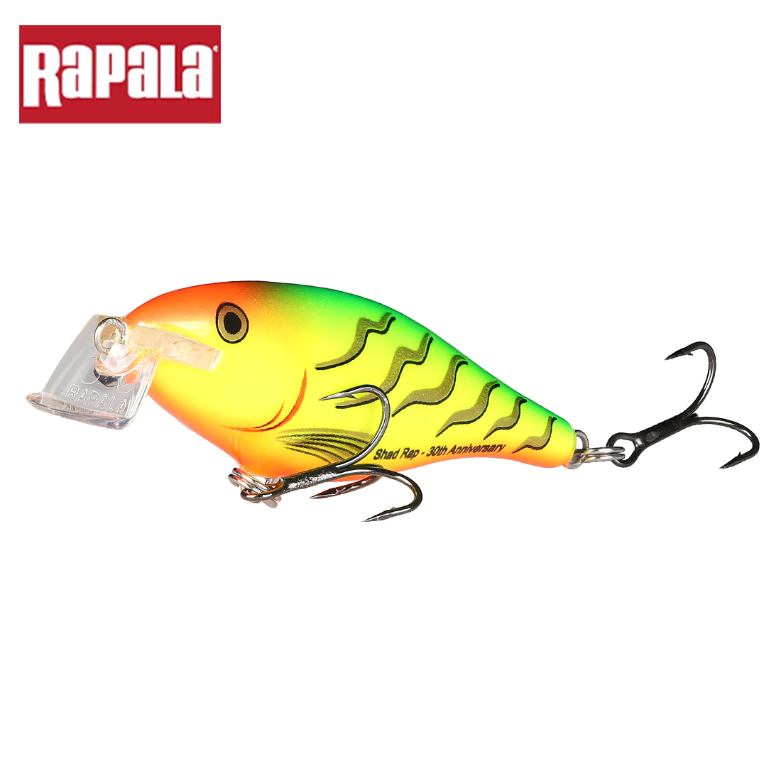 Rapala Wobbler Rippin Rap RPR07 Ripping Rap 7cm Pearl Grey Shiner PGS