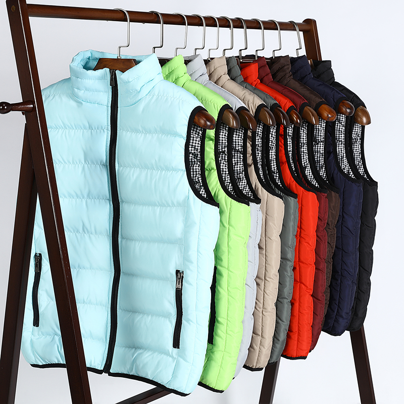 Men's Sleeveless Casual Vest Waistcoat 7