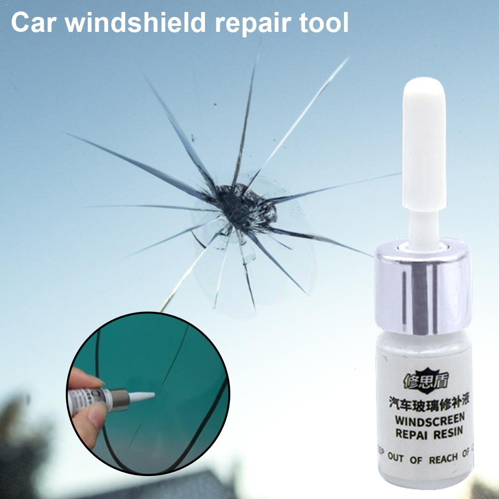 NEW Car Windshield Repair Tool Glass Repair Fluid Windshield Diy Alloy Wheel Repair Kit Tyre Repair Kit Car Tubeless Tire Repair