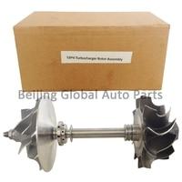 TBP4 Turbocharger Rotor Assembly TBP4 Turbo Balanced Turbine Wheel Shaft and Compressor Wheel