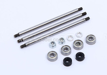 ALZRC 450 Pro Parts Feathering Shaft Upgrade Kit -3mm HP45808 ALZRC 450 RC Helicopter Spare Parts FreeTrack Shipping