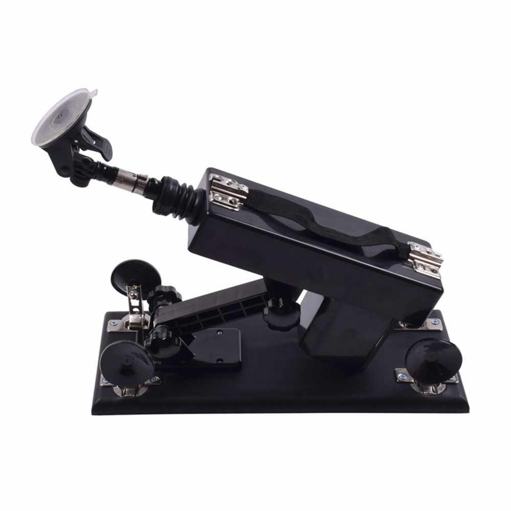 HISMITH присоска фаллоимитатор держатель многофункциональный секс-машина вложение мульти регулировка угла фиксированный кронштейн интимные игрушки для женщин