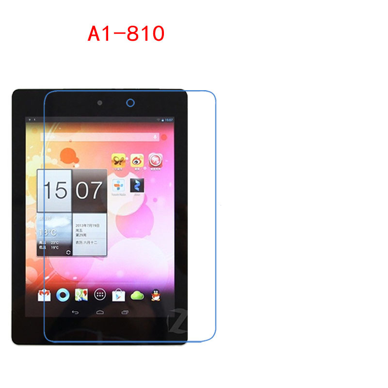 For Acer  A1-810  Tablet 7.9inch  Advanced Hardened Nano TPU Explosion Protection Screen Protector Strong Impact