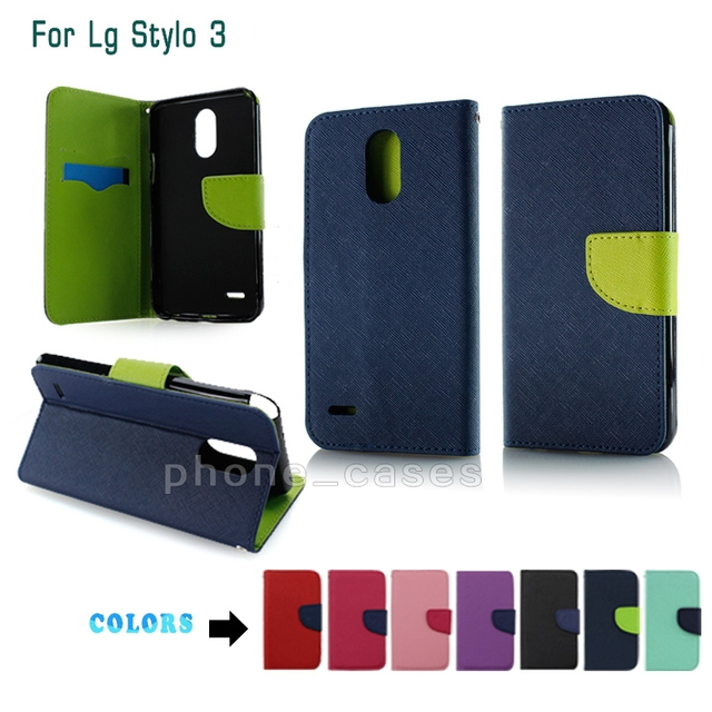separation shoes c1d6f 047de US $170.0 |100pcs Leather wallet Phone Cases Fashion wholesale Newest  Luxury Cove For LG K20 Plus Metropcs LV5 For Stylo 3 LS777 Free DHL-in  Wallet ...