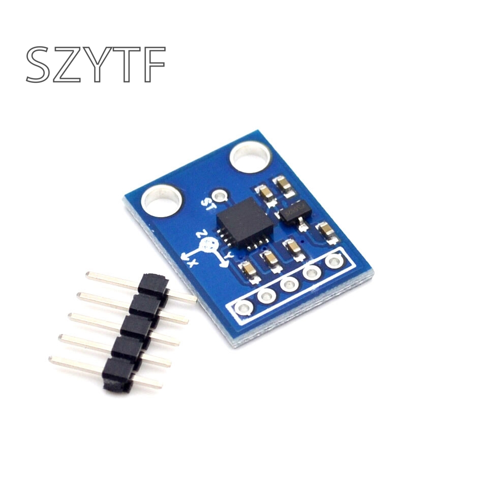 ADXL335 Three-axis Accelerometer Tilt Angle Module Alternative MMA7260 GY-61