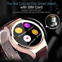 Heißer Ankunft Smartwatch T3 Smartwatch Unterstützung SIM SD Karte Bluetooth WAP GPRS SMS MP3 MP4 USB für iPhone und Android Freies Verschiffen