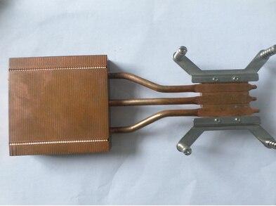 Custom Made Type 1 Heat Radiator All In One Machine Thermal Module 1U Ultra Thin 1150