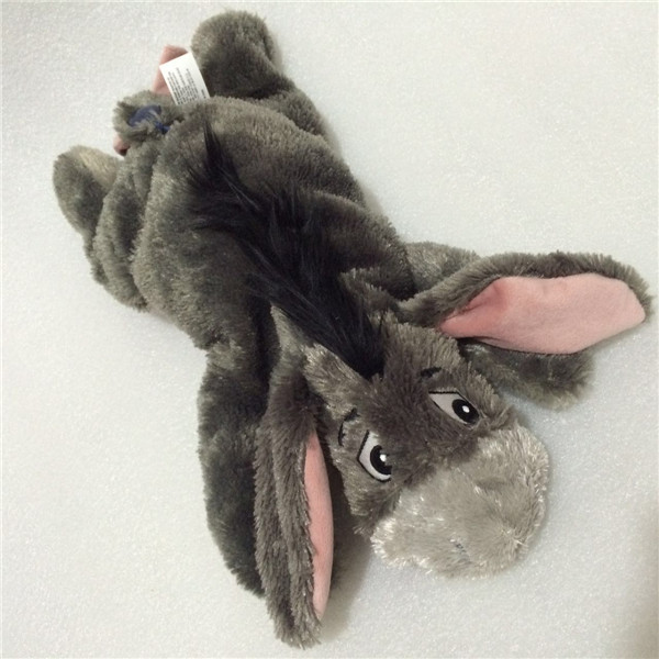 Original Big Eeyore Donkey Lying Style Cute Soft Stuff Animal Plush Toy Doll Birthday Children Gift Collection original rare big black super mario cute soft stuffed plush toy doll birthday gift children boy girl gift limited collection