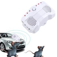 Car Rat Repeller Smart Ultrasonic Electronic Mouse Repeller