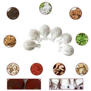 Image 3 - 12 pcs/2 Packs Schönes Leben Tampon Sauber Punkt Vaginale Yoni Detox Perlen für frauen Gynäkologischen Myome w/einzelhandel Box