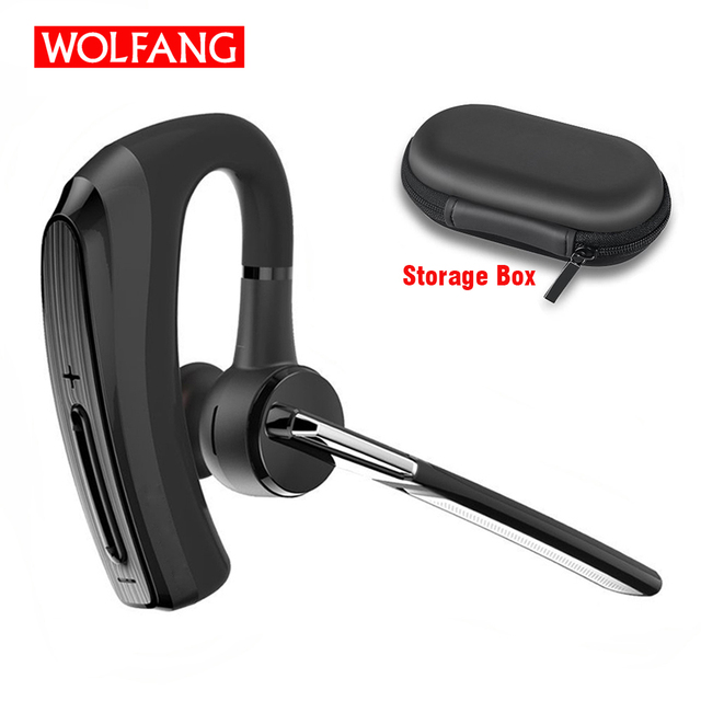 41a38bf6980 2018 Newest V8 Bluetooth Earphone wireless Headphones Stereo Handsfree Mini  Business Bluetooth Headset with mic and Storage Box