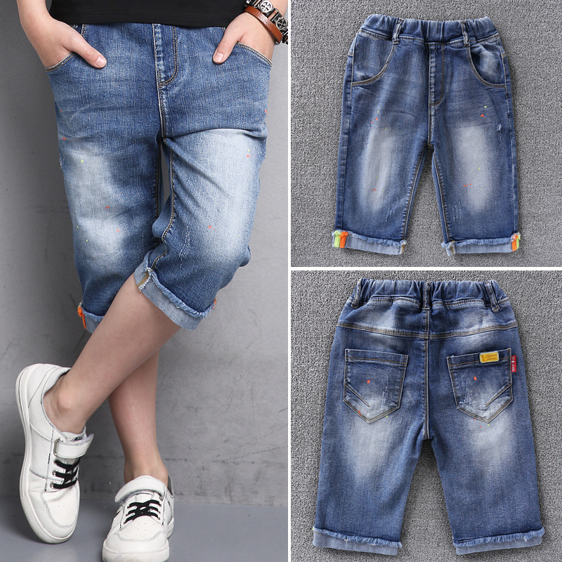 Shop for and buy boys jean shorts online at Macy's. Find boys jean shorts at Macy's.