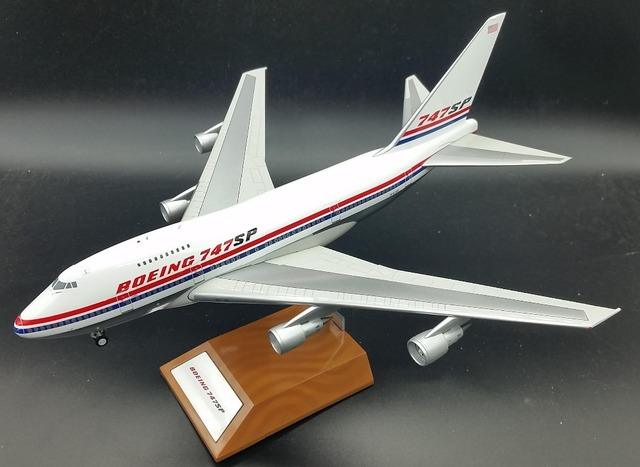 Inflight200 1: 200 Boeing 747SP прототип модели N747SP модель самолета С Ограниченной коллекционное Издание