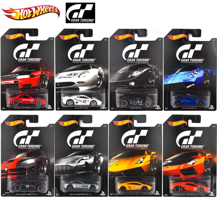 hot wheels juego de carreras de coches gt edicin modelos de coches de metal diecast juguetes