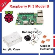 2016 New Arrival font b Raspberry b font font b Pi b font 3 Model B