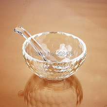 free shipping crystal dinnerware set ,crystal caster for salt ,sauce chinese folk style crystal craft