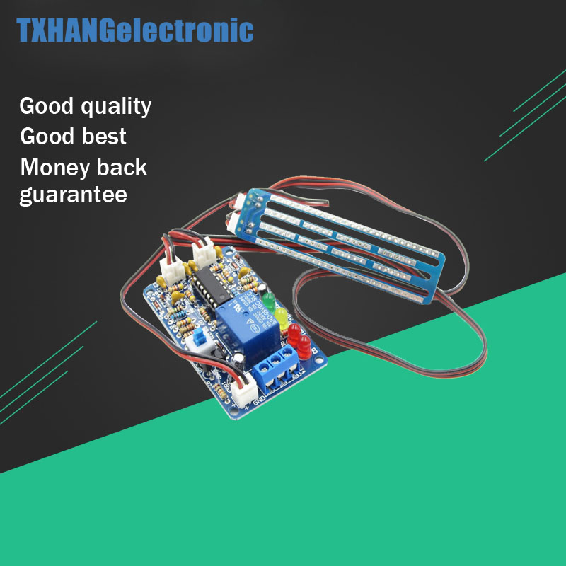 Water Level Detection Sensor Liquid Level Controller Module Diy Kit Newgood Quality In Selling Integrated Circuits