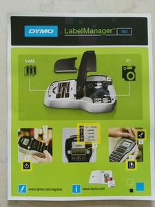 Image 5 - LM 160 English hand held portable label printer LMR 160 stickers label printer LM160 For DYMO LM  160