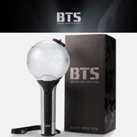 Flashing Led Kpop ARMY Bomb Kpop BTS Bangtan Boys Korean Style Ver.2 Light Stick Luminous Concert Lamp Party Fans Gifts Toys