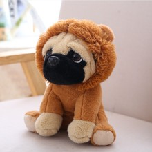 Stuffed Pug Puppy Toy