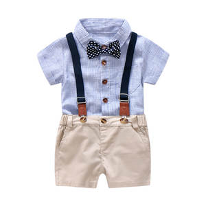 Kabeier Baby Boy Clothes Set Summer Suit Infant Clothing 073416708c2