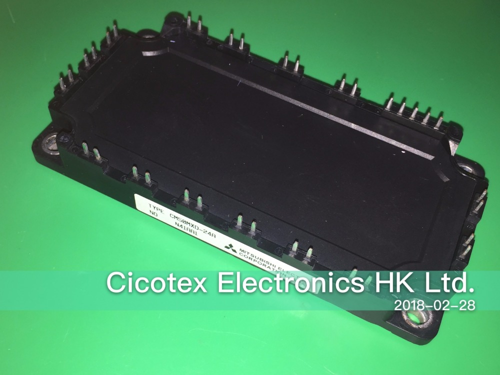 CM50MXD-24A MODULE IGBT CM50MXD24A adda ad7512hb 7530 dc12v 0 24a