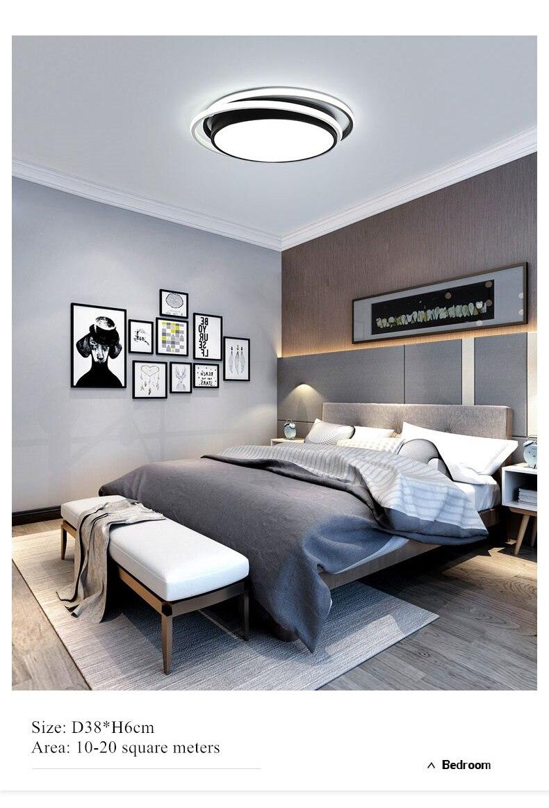 modern led chandelier ceiling lamp 7