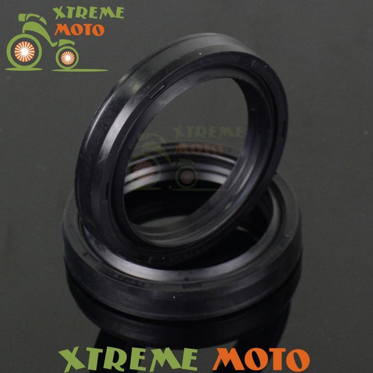 Dust Seals Fork Oil Cover Set For Suzuki RM85//L GZ250 GS550L GS650M GS700E VS700