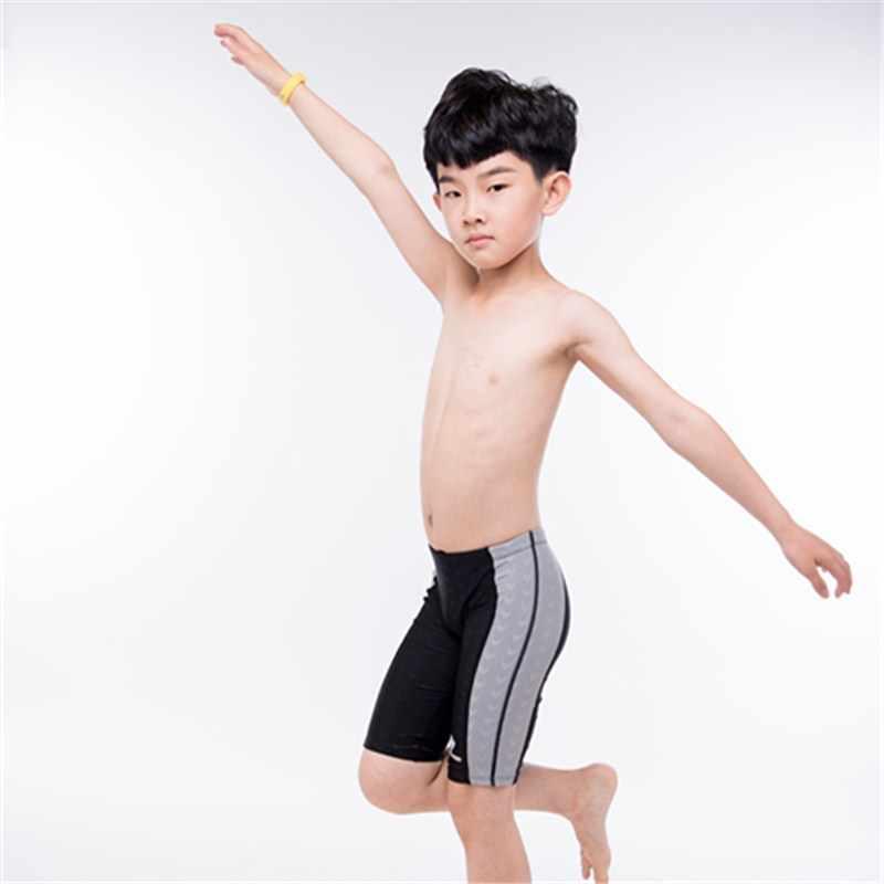 a07a885a80 ... HXBY Professional Kids Swimwear Boys Swimsuit Swim Briefs Mens Swim  Wear Swimming Trunks Men Swimwear Shorts ...