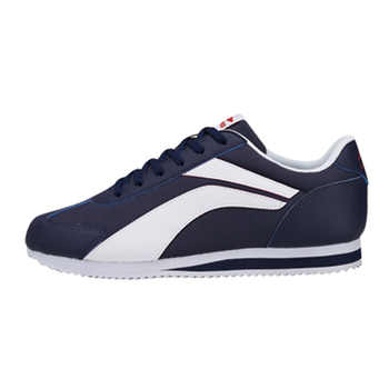 Li-Ning Men 3KM Classic Lifestyle Shoes Light Weight Wearable Comfort LiNing Sport Shoes Fitness Sneakers AGCN231 YXB220