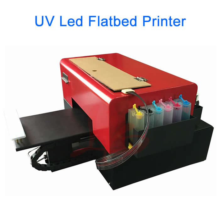 A41 Mini UV flatbed Printer max print size 205x260mm,UV Printing Machine Textile,Plastic,Leather,Glass,Metal,Acrylic ce certification a4 mini uv flatbed printer for photos printing