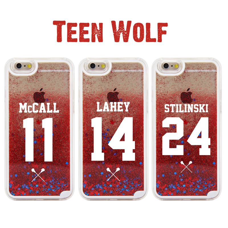 teen wolf phone case iphone 8 plus
