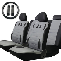 TIROL T20634 Easy Installation High Quality Seat Covers PU Material 13 Pieces Set Seat Cover 2