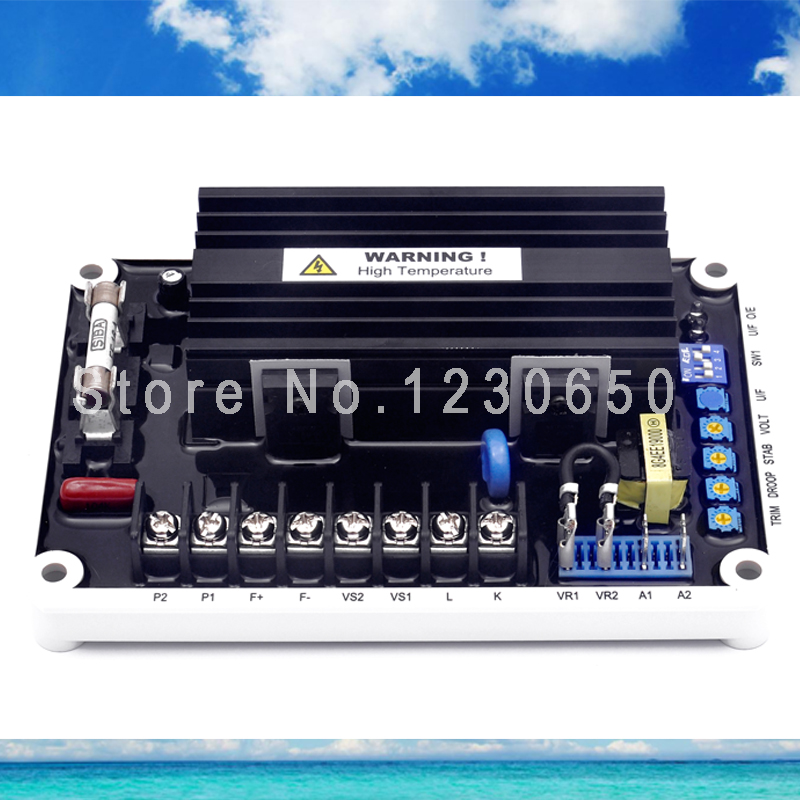 EA16 diesel engine regulator avr for generator brush ea ac87